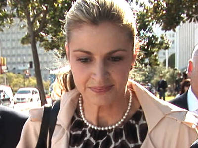 Erin Andrews -- Bankruptcy or Not ... I'm Getting My $28 Million, Perv!