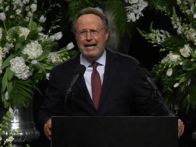 Muhammad Ali Memorial -- Final Tributes from Bill Clinton and Billy Crystal