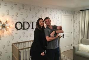 Nick Carter -- Drops $50K On Steampunk Baby Nursery