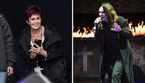 Sharon & Ozzy Osbourne -- Flying High Again?! (PHOTOS)