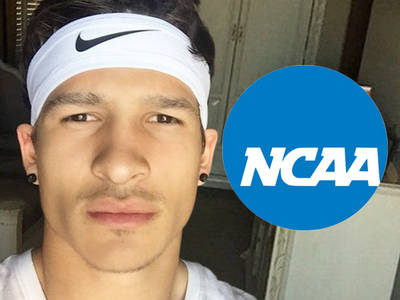 Muhammad Ali's Grandson -- NCAA Won't Shut Down Modeling Career ... Football Loophole
