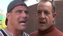 Jose Canseco -- I'm Fighting Michael Lohan ... For Real.