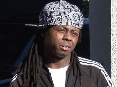 Lil Wayne -- It Wasn't Sizzurp ... I Just Didn't Take My Meds