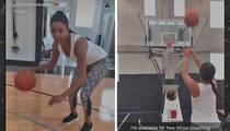Gabrielle Union -- She Got Game ... Killer Crossover, Wet Jumper (VIDEO)
