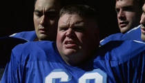 Ron Lester -- Billy Bob from 'Varsity Blues' ... Critical Condition