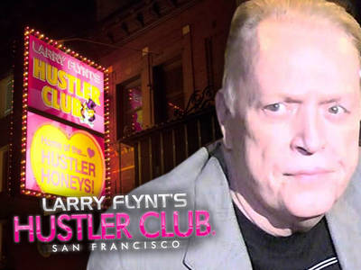 Larry Flynt's Hustler Club -- I'm Not Baring This Ass for Free ... Angry Stripper Sues