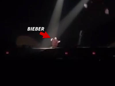 Justin Bieber -- The Bigger They Are ... The Harder They Fall (VIDEO)