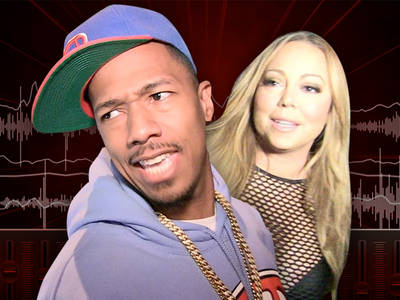Nick Cannon -- You Win, Mariah ... I'll Sign the Papers (AUDIO)