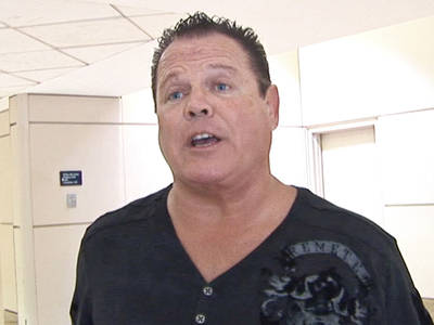Jerry Lawler & Fiancee -- Ordered to Stay Away from Each Other