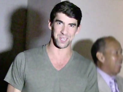 Michael Phelps -- I'm Off Probation! ... Clean Slate After 2nd DUI Arrest