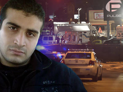 Orlando Mass Shooting -- Omar Mateen's 911 Call ... 'In the Name of God'