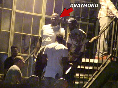Draymond Green -- Strippers Make Me Feel Better (VIDEO)