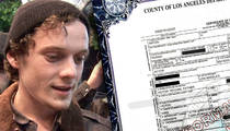 Anton Yelchin -- Death Certificate ... Minimal Suffering (DOCUMENT)