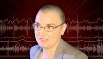 Sinead O'Connor -- Suicide Watch on Chicago Bridges (AUDIO)