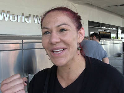 'Cyborg' Justino -- 'I Would Kill Ronda Rousey' (VIDEO)