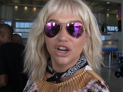 Kesha -- Stop the Craziness with Guns (VIDEO)