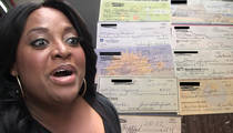 Sherri Shepherd -- Want My Fans' Bank Info? Here Ya Go!