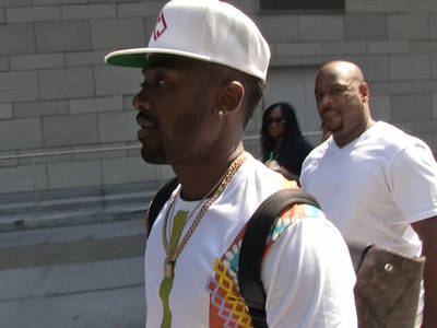 Ray J's Manager's PISSED at Kanye West ... Watch Your F****** Mouth! (VIDEO)