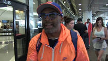 Spike Lee -- Knicks Need to Sign Joakim ... Doubtful On KD (VIDEO)
