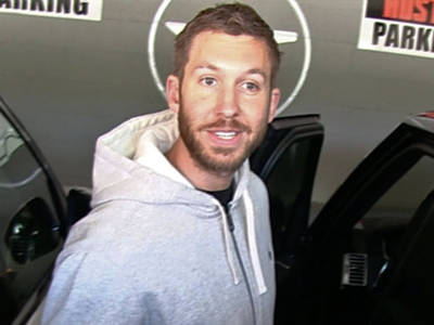 Calvin Harris -- I'm Done Dating Celebrities