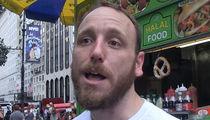Joey Chestnut -- Hot Dog Revenge ... I'll Get My Title Back!!! (VIDEO)