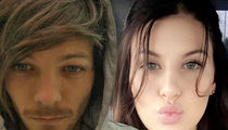 Louis Tomlinson -- My Baby Mama Needs a Muzzle