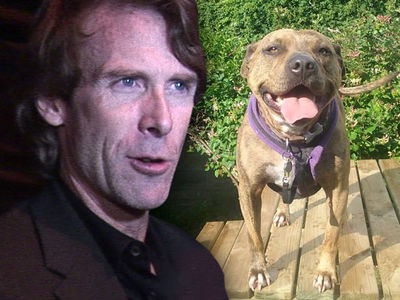 World's Loneliest Dog -- Finds A Home ... Still Gonna Be A Movie Star (PHOTO)
