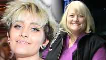 Paris Jackson -- Reconnects with Debbie Rowe in Wake of Breast Cancer