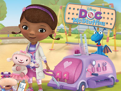 Disney's 'Doc McStuffins' -- Chill, Parents ... I'm Comin' Back To TV