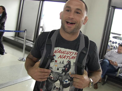 UFC's Frankie Edgar -- It's 'Whack' that McGregor Won't Fight Me ... But I'll Get Him (VIDEO)