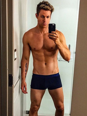 Ashley Parker-Angel's Sexy Selfies