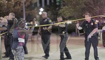 Dallas Assassinations -- Police Incredibly Calm Under Pressure (VIDEO)