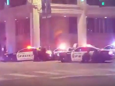 Dallas Cops Fatally Shot -- Multiple Suspects Apprehended (VIDEO + PHOTO)