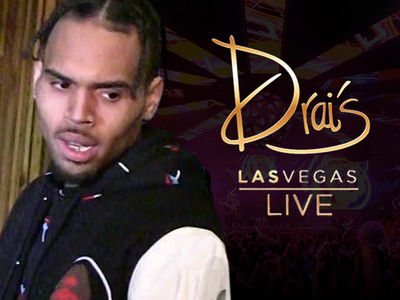 Chris Brown -- Call a Vegas Club Racist, Get Fired