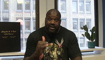 Shaq -- I Got Brock In UFC 200 ... Us Bigger Guys Gotta Stick Together (VIDEO)