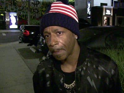 Katt Williams -- Wanted By Police ... Again