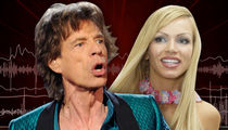Nikki Ziering -- I Should Have Banged Mick Jagger