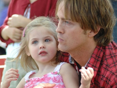 Wait'll You See Anna Nicole Smith's Daughter NOW In Father's Day Photo with Dad Larry Birkhead!