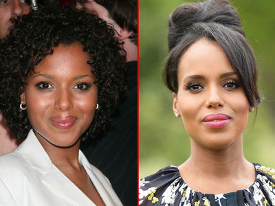 Kerry Washington -- Good Genes or Good Docs?!