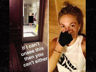 Dani Mathers -- Criminal Investigation Launched Into Naked Gym Photo