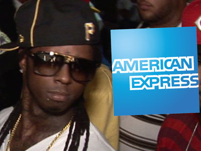 Lil Wayne Sued -- Deep in the Hole with AMEX