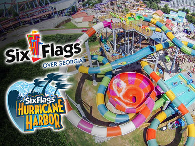 Six Flags Sued -- Guest Says More Flab, Less Fun