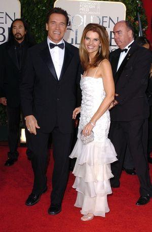 Arnold Schwarzenegger and Maria Shriver Together