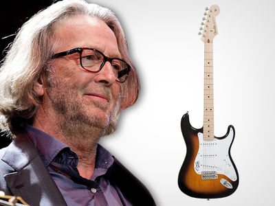 Eric Clapton -- Sorry, Layla ... This Guitar Is for Another Woman