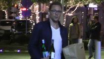 Tom Hiddleston -- I'm Gettin' Winey with Taylor (VIDEO)