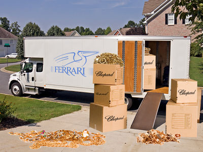 Grammy Jewels -- Delivery Guy Lost $15 Million ... Chopard Sues