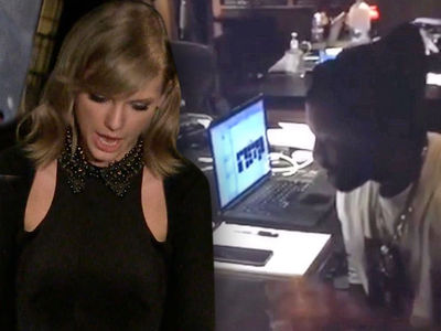Taylor Swift -- Threatened Kanye with Criminal Prosecution
