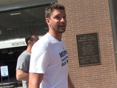 NBA's Chandler Parsons -- Mike Conley Deserves $153 Mil Contract ... 'It's the Market' (VIDEO)
