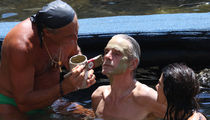 Jeremy Irons -- Gimme Some Volcanic Mud ... IN THE FACE!! (PHOTO)