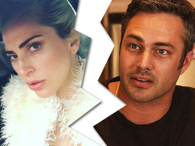 Lady Gaga and Taylor Kinney -- We Broke Up